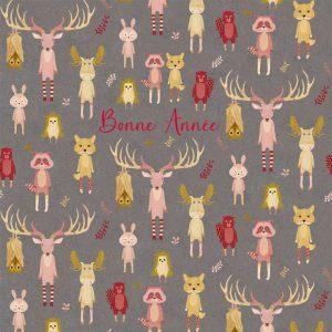 carte voeux Katherine Quinn